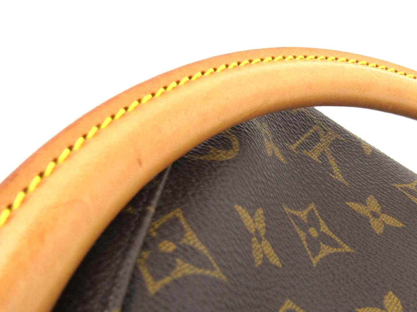 4bba85f8fa79 BRANDOFF  Authentic LOUIS VUITTON Looping MM Shoulder Bag M51146 ...