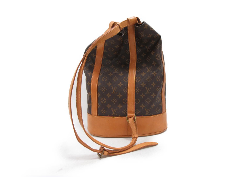 d06573dfdcd BRANDOFF  Authentic LOUIS VUITTON Randonnee GM Shoulder Bag M42244 ...