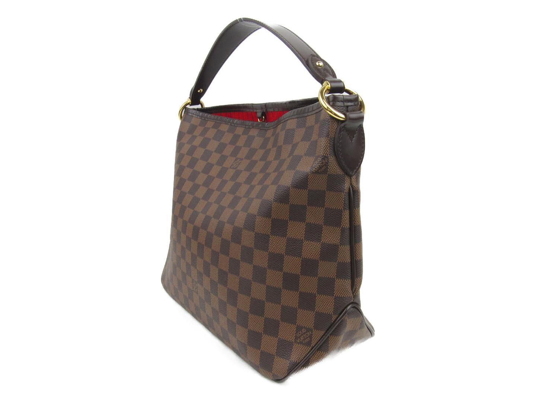 BRANDOFF  Authentic LOUIS VUITTON Delightful PM Shoulder Bag N41459 ... f93f50a254af1