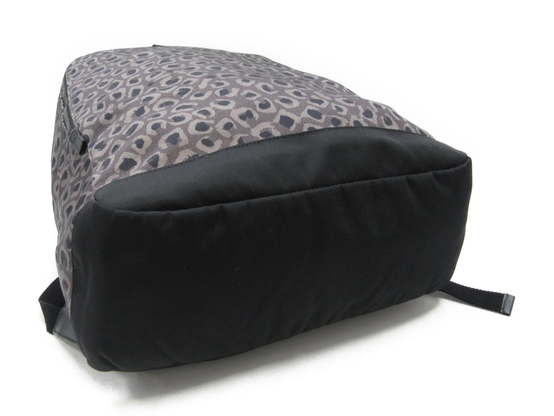 cae906bb659 BRANDOFF  Authentic GUCCI Rucksack Backpack 353476 Nylon Grey ...