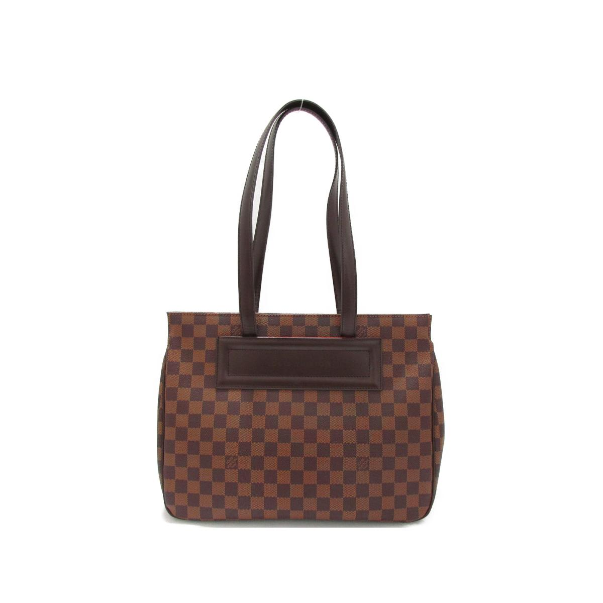 BRANDOFF  Authentic LOUIS VUITTON Parioli Tote Bag N 51123 Damier ... 0b360a2f31e9f