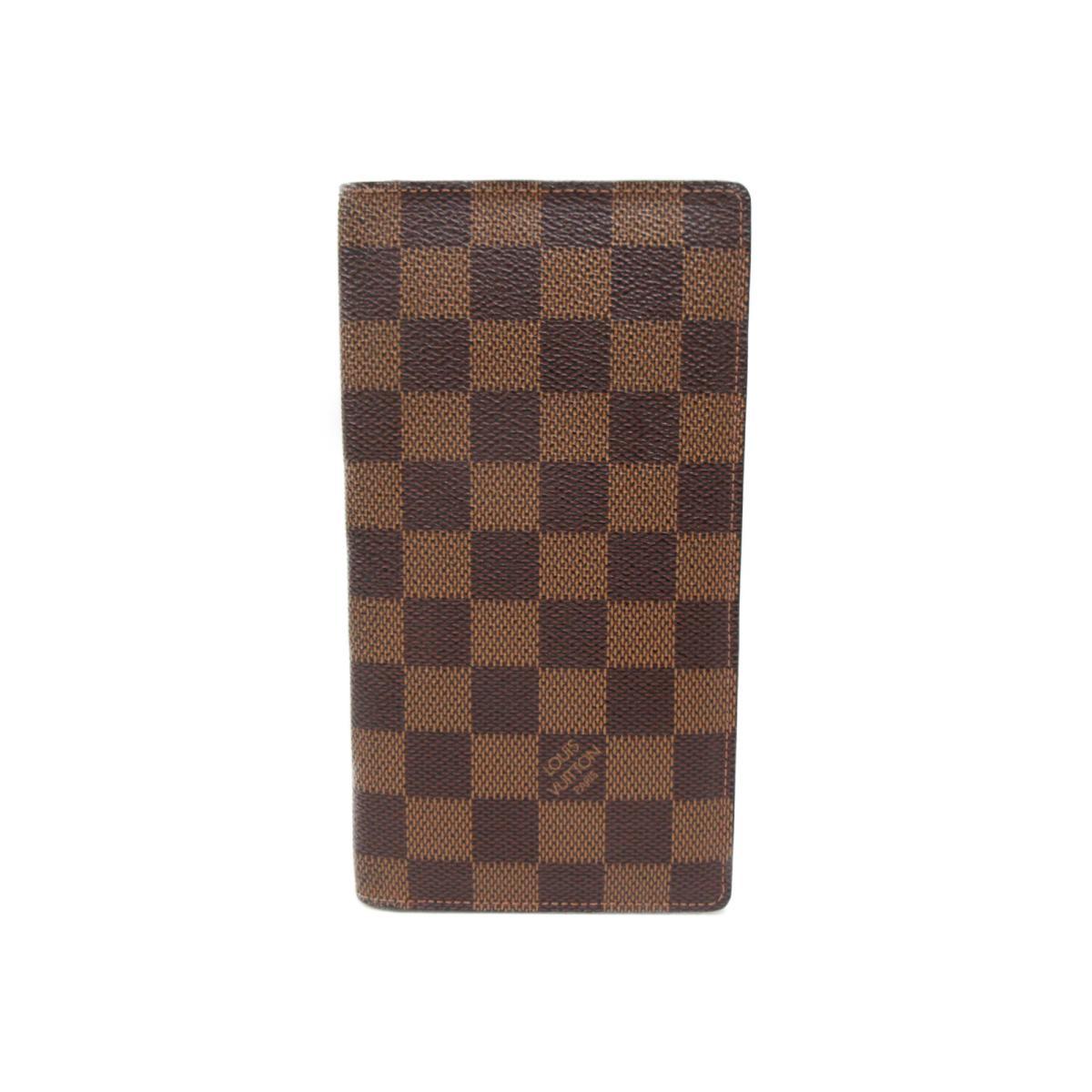 50f4f36b2713 カルト クレディ 二つ折り札入れ 財布 ユニセックス ダミエ (N61823) | ランクB LOUIS VUITTON BRANDOFF  ブランドオフ ヴィトン ビトン ルイ?