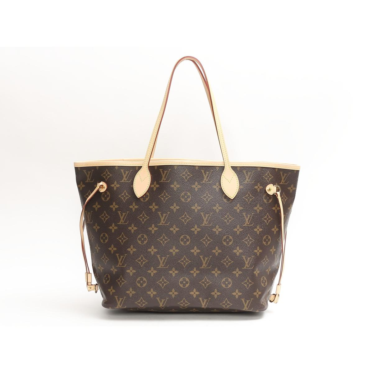 eba5bb36edcb BRANDOFF  Authentic LOUIS VUITTON Neverfull MM Shoulder Bag M40995 ...