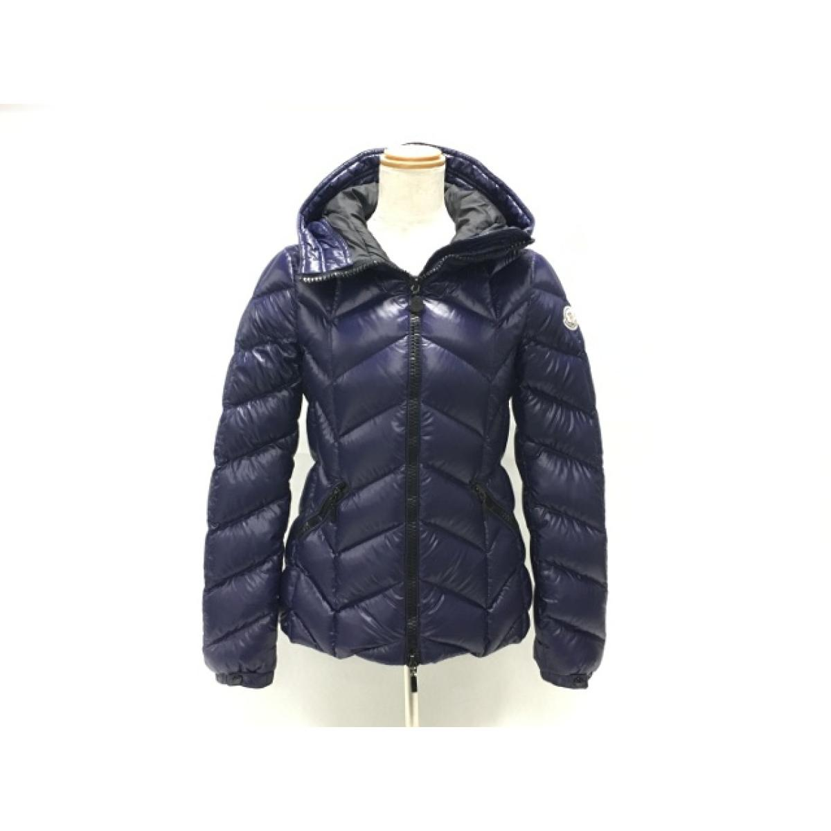 uk availability 2ff79 a5b8c Authentic MONCLER Down Coat BADETE GIUBBOTTO Women Down90% Feather10%