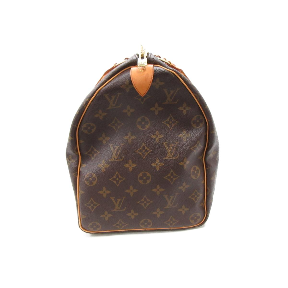 Authentic LOUIS VUITTON Keepall 45 Boston luggage Travel Bag M41428 Monogram b003fed874880