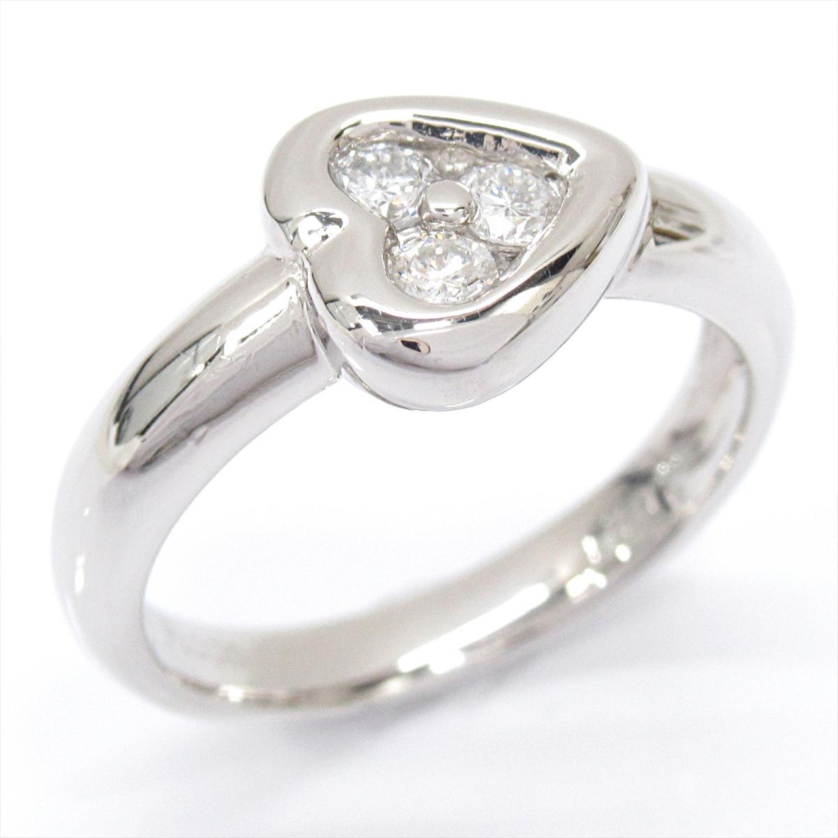 ジュエリー ダイヤモンドリング 指輪 ノーブランドジュエリー レディース PT900 プラチナxダイヤモンド (0.21ct) 【中古】 | JEWELRY BRANDOFF ブランドオフ アクセサリー リング