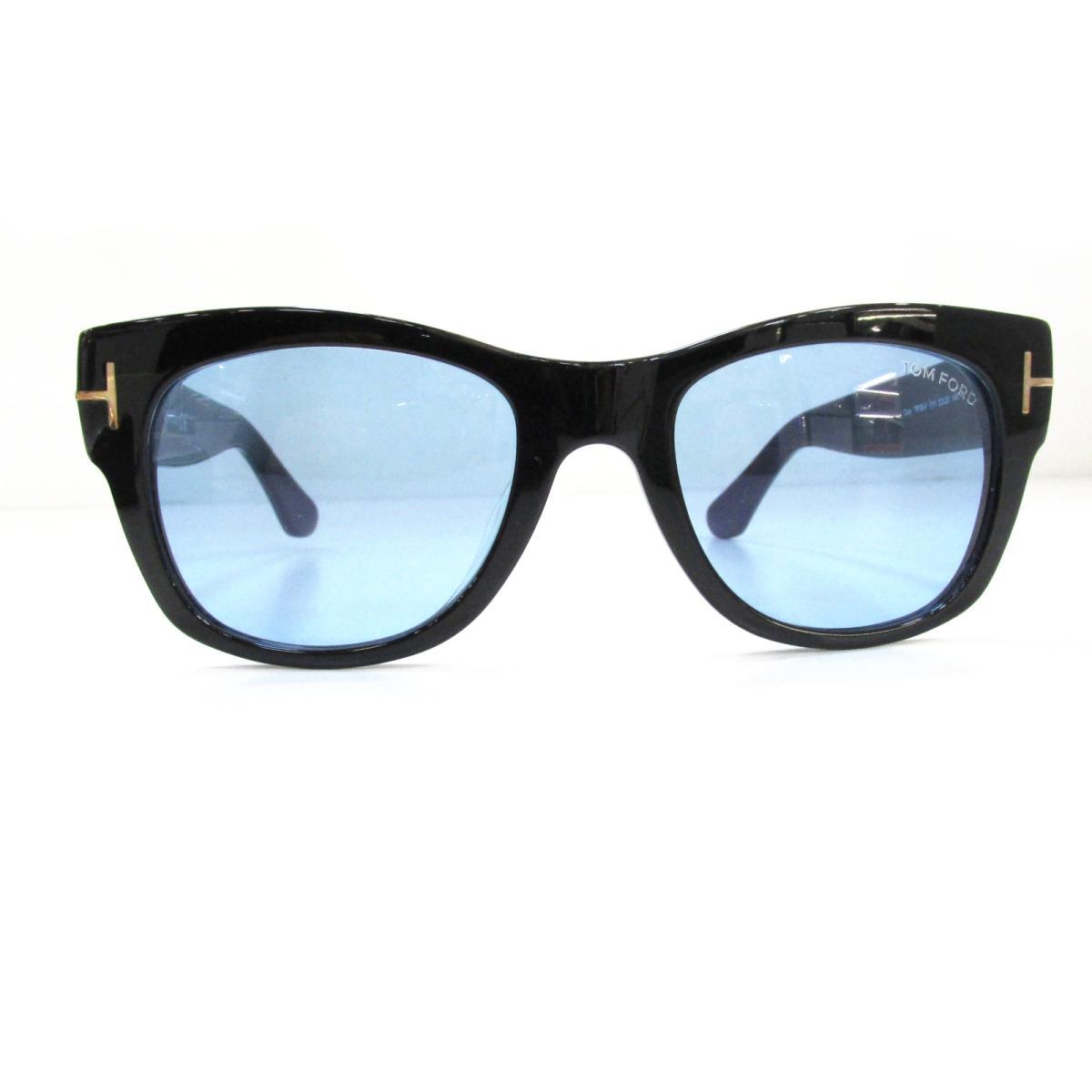 6f4c175ce95b4 BRANDOFF  Tom Ford sunglasses or other men s plastic black X blue ...