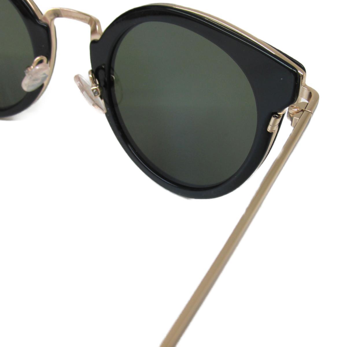 a29f09c470a Celine sunglasses or other men s lady s plastic black X gold (48 □ 26)
