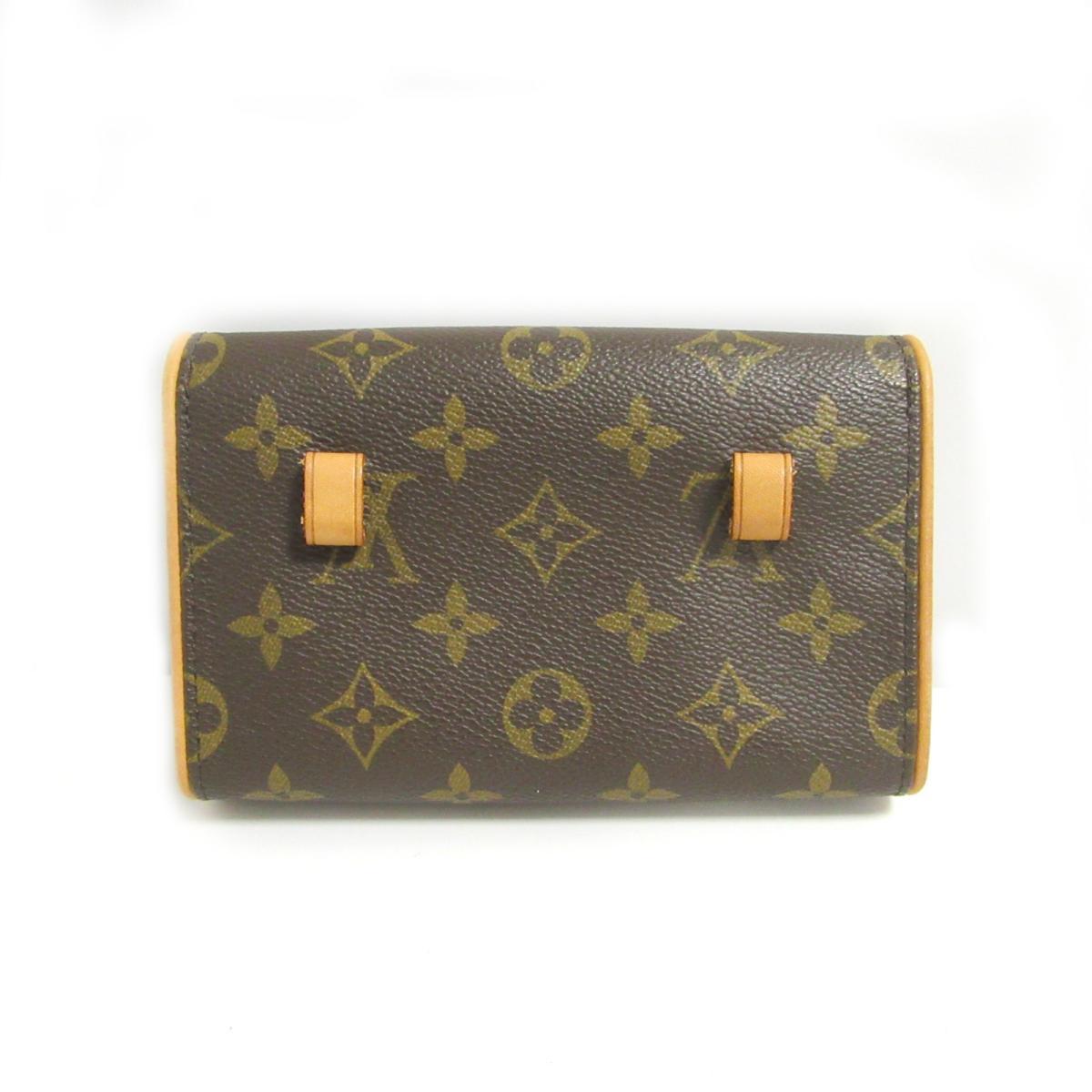 d58f4632c4 ... Auth LOUIS VUITTON Pochette Florentine S waist pouch M51855 + M67304  Monogram | BRANDOFF Ginza/ ...