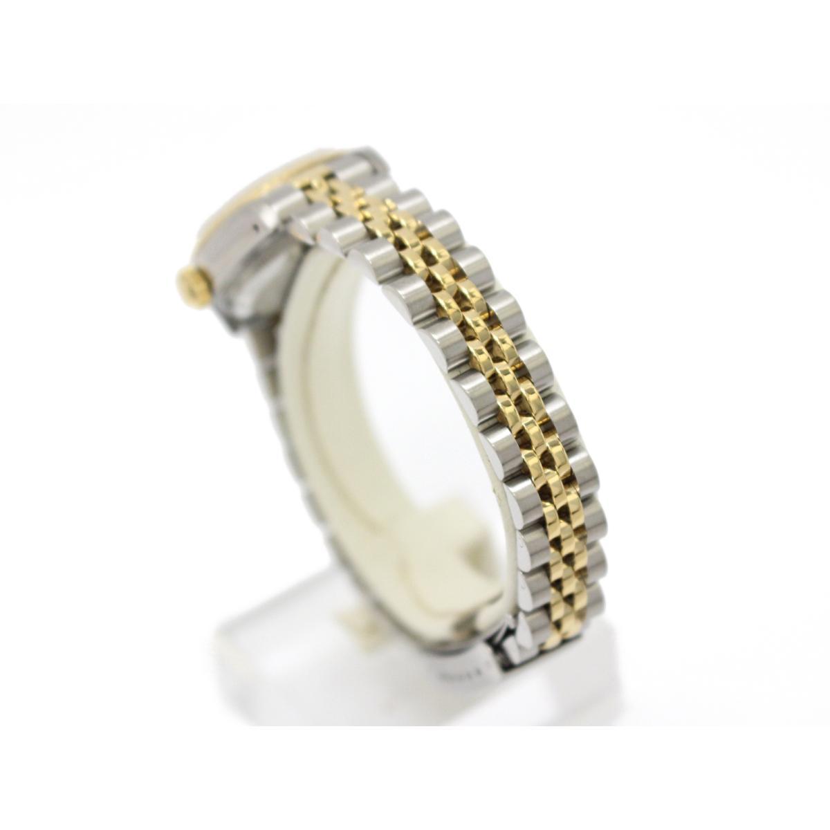c214a7ffd ... Auth ROLEX Datejust Ladies Watch Quartz K18YG Yellow gold x stainless  steel Used | BRANDOFF Ginza ...