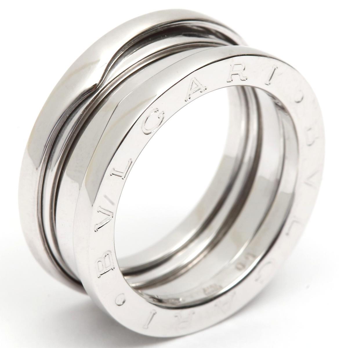 142acf1a4d36 楽天市場】ブルガリ B-zero1 リング Sサイズ ビーゼロワン 指輪 ブランド ...