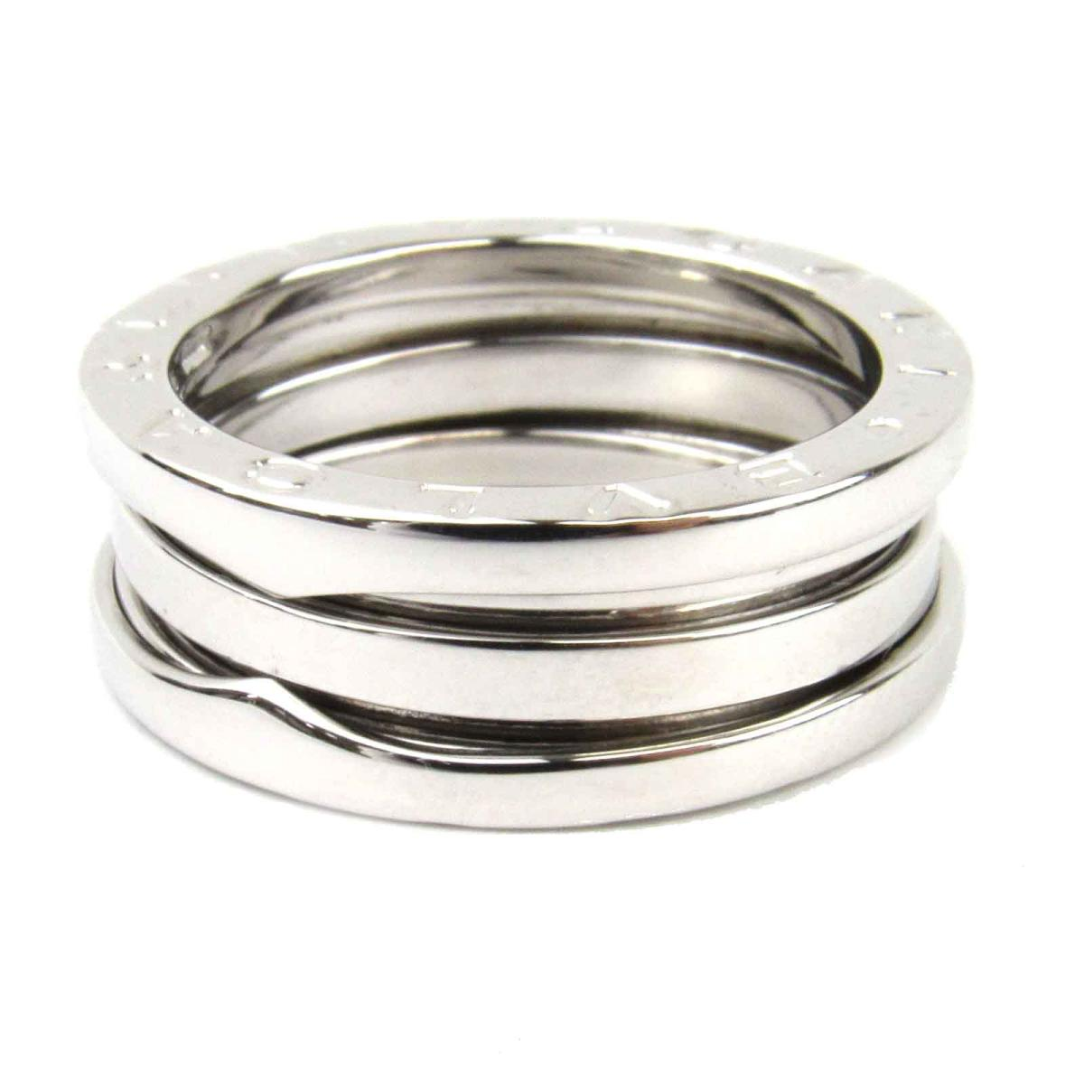 2f4ed73a19ba ... ブルガリB-zero1ビーゼロワンリングSサイズ指輪ブランドジュエリーユニセックス ...