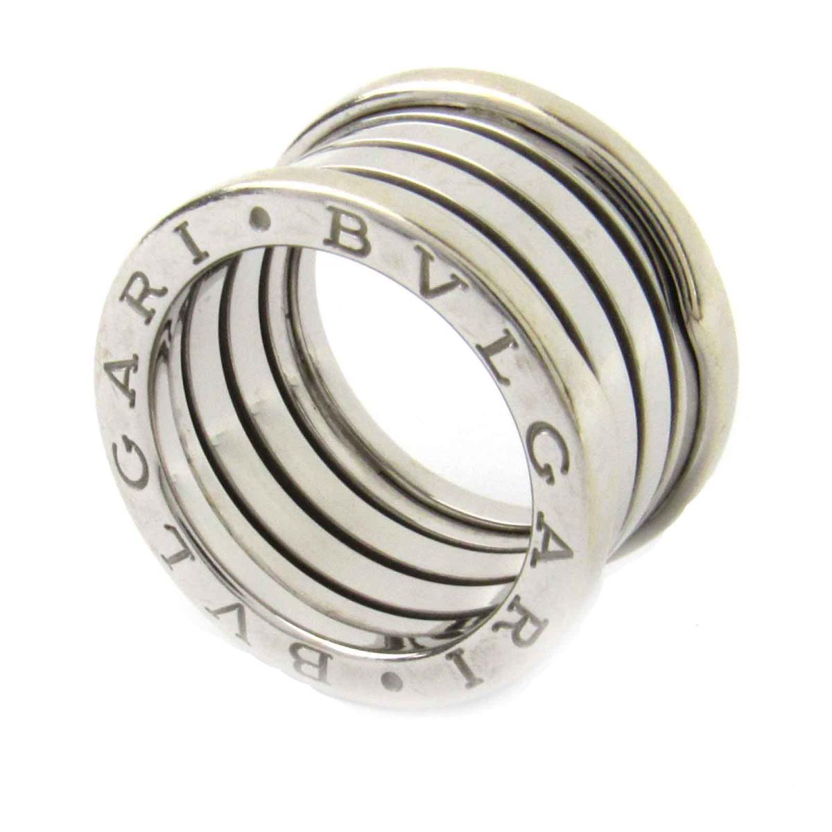 07747c1e0fca ... ブルガリB-zero1ビーゼロワンリング指輪Mサイズブランドジュエリーユニセックス ...
