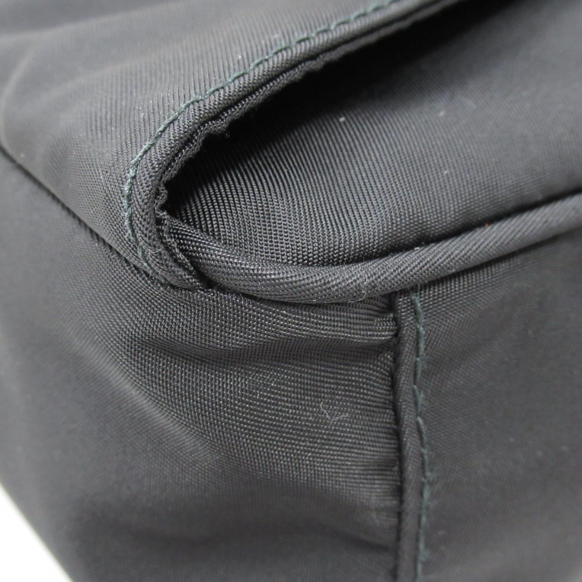 b2de6295120a BRANDOFF: Prada bum-bag body bag bag men gap Dis nylon Nero (black ...