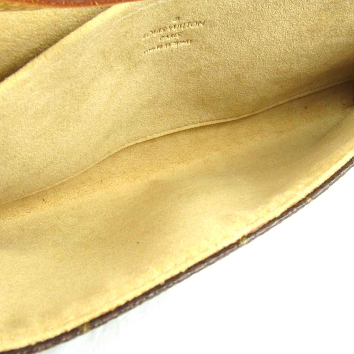 ルイヴィトン ポシェット・ツインGM ショルダーバッグ クラッチバッグ バッグ レディース モノグラムM51852LOUIS VUITTON ブランドオフ ヴィトン ビトン ルイ・ヴィトン ブランド ブランドバッグ バック ショルダーバッA5jL4R