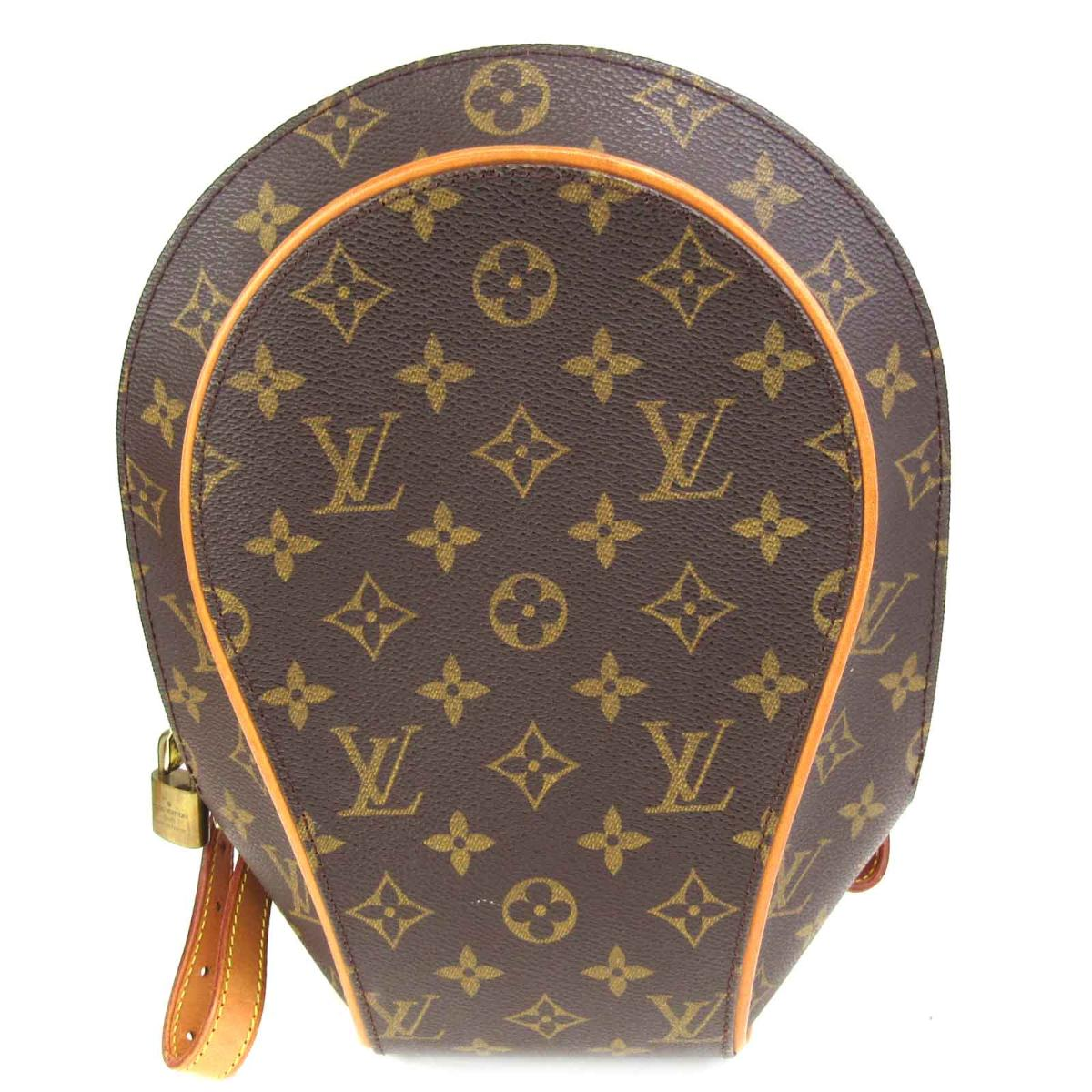 e45da0c5dd51 Louis Vuitton ellipse case ad rucksack backpack bag lady monogram monogram ( M51125)