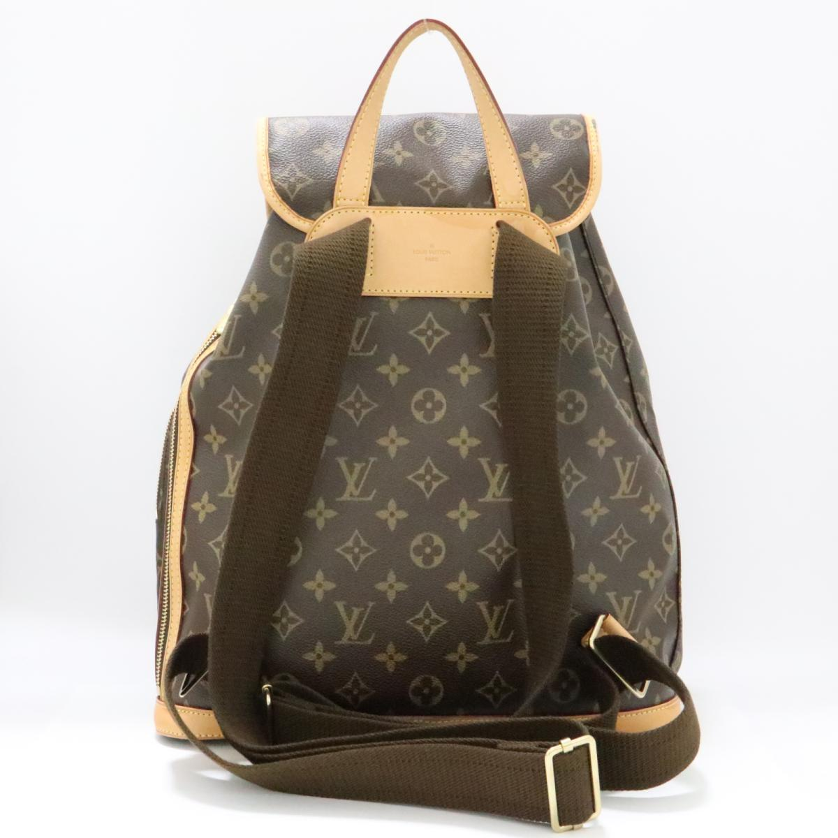 a8c2028ed258 Auth LOUIS VUITTON Sac A dos Bosphore rucksack Backpack M40107 Monogram  Used