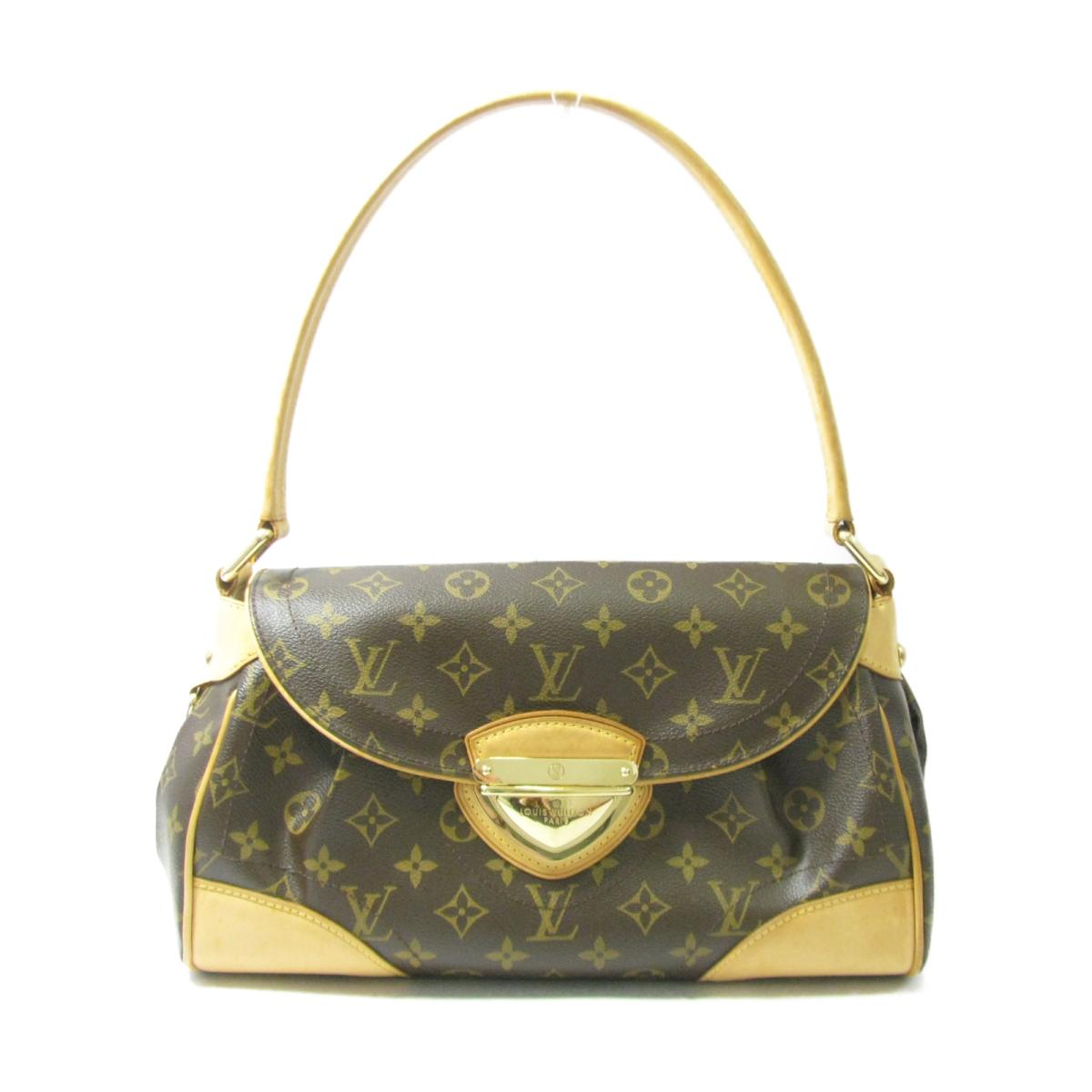 c971862f2635 Louis Vuitton Beverly MM shoulder bag bag lady monogram monogram (M40121)