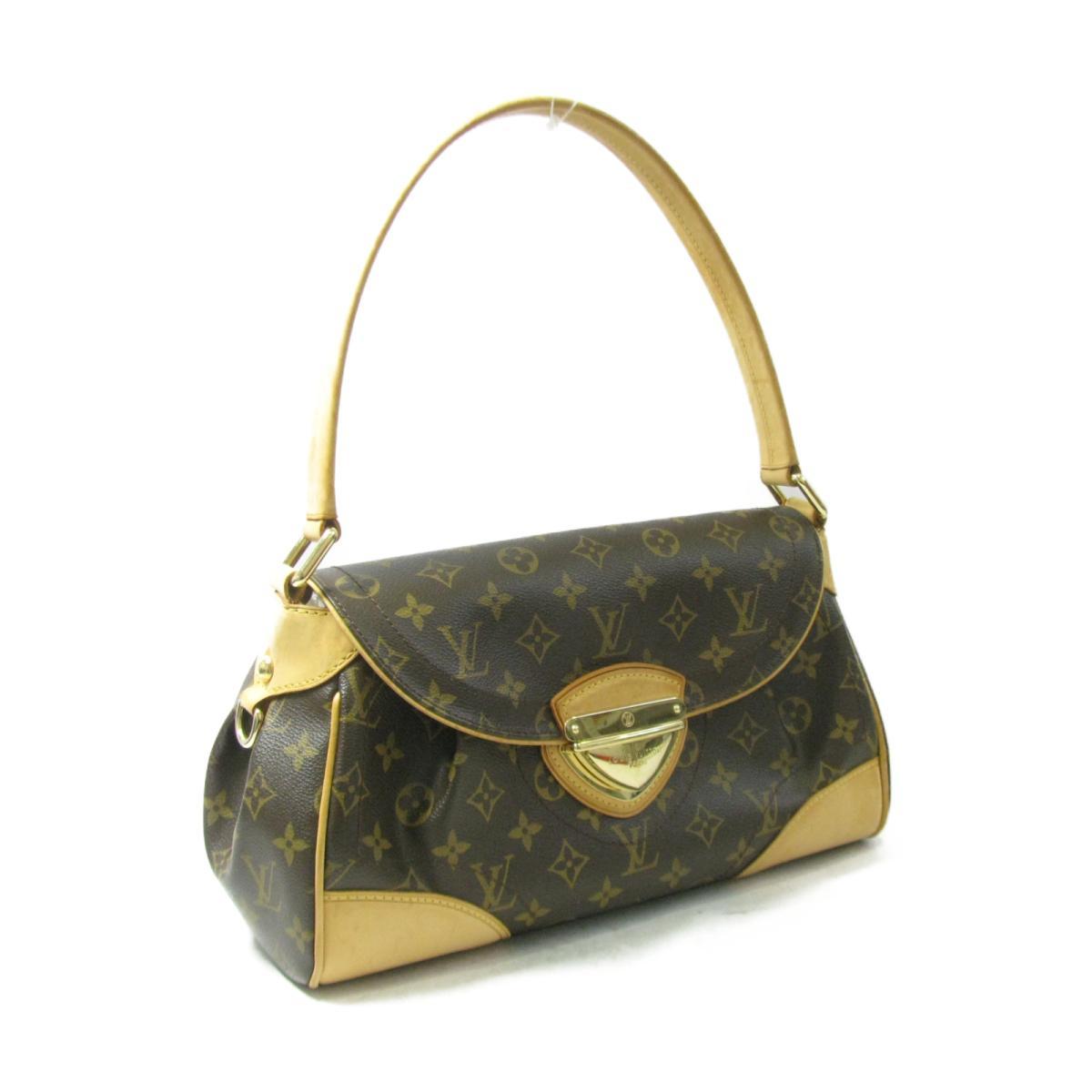4a64ea52a77b Louis Vuitton Beverly MM shoulder bag bag lady monogram monogram (M40121)