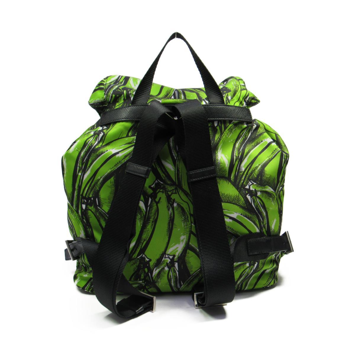 7601e3e1f9816b Prada rucksack bag men gap Dis men nylon green x black | PRADA BRANDOFF  brand off-brand brand bag back backpack rucksack school