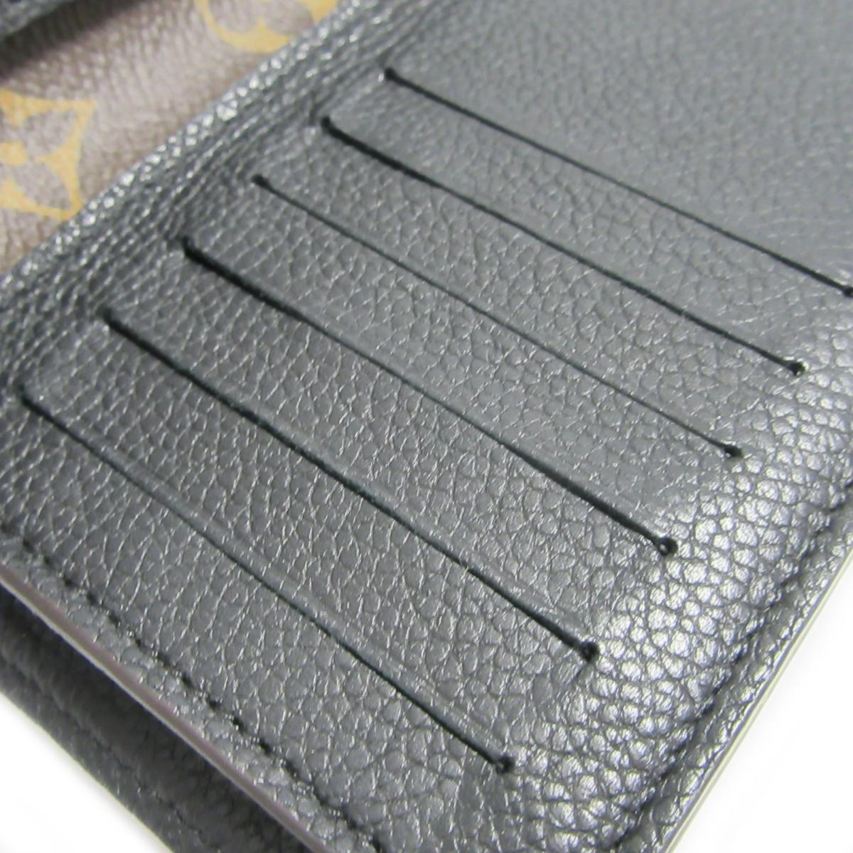 best website a3aaf ced98 Auth LOUIS VUITTON Portefeuille Pallas Bi-fold Wallet Purse M60990 Monogram  leather