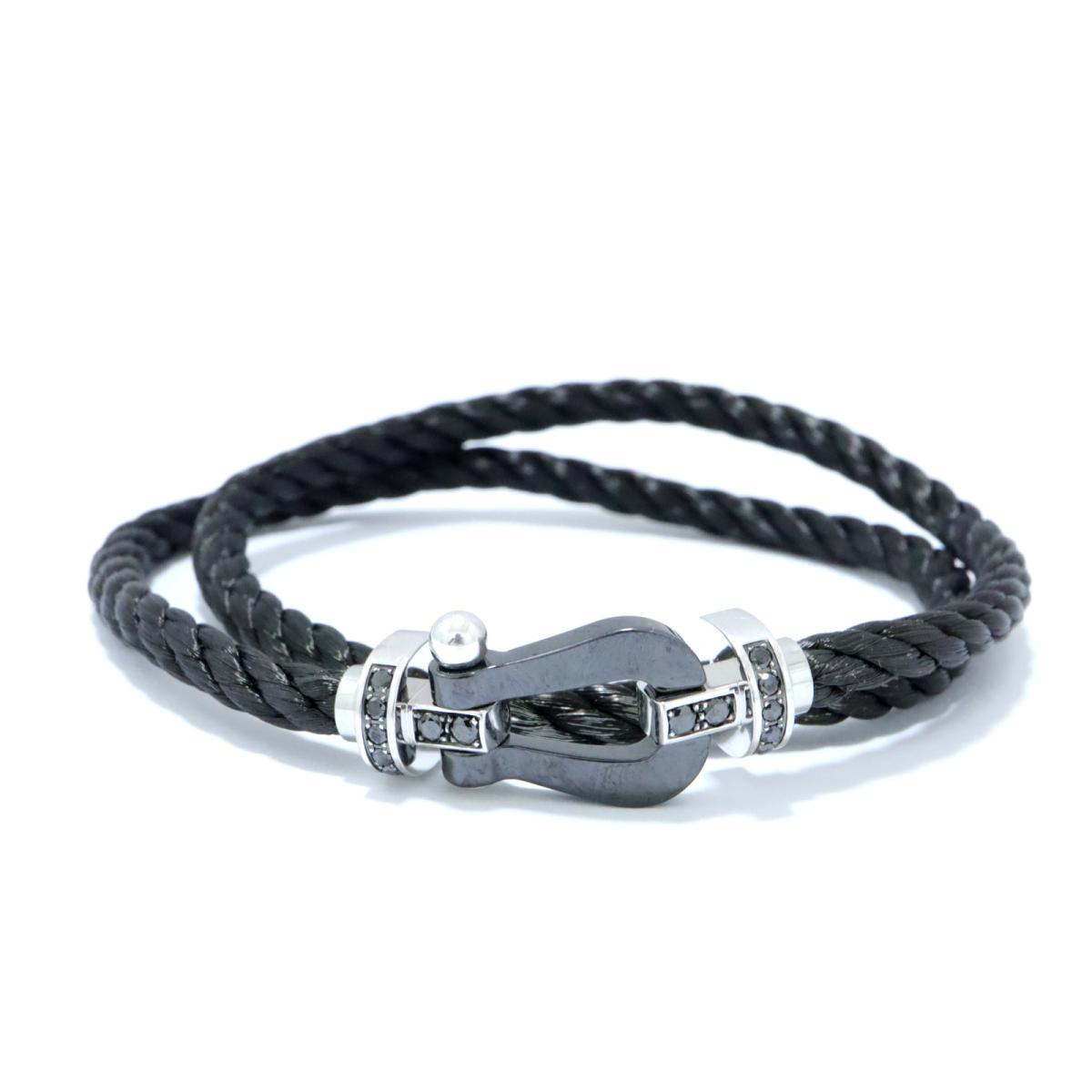 Fred Force 10 Black Diamond Bracelet