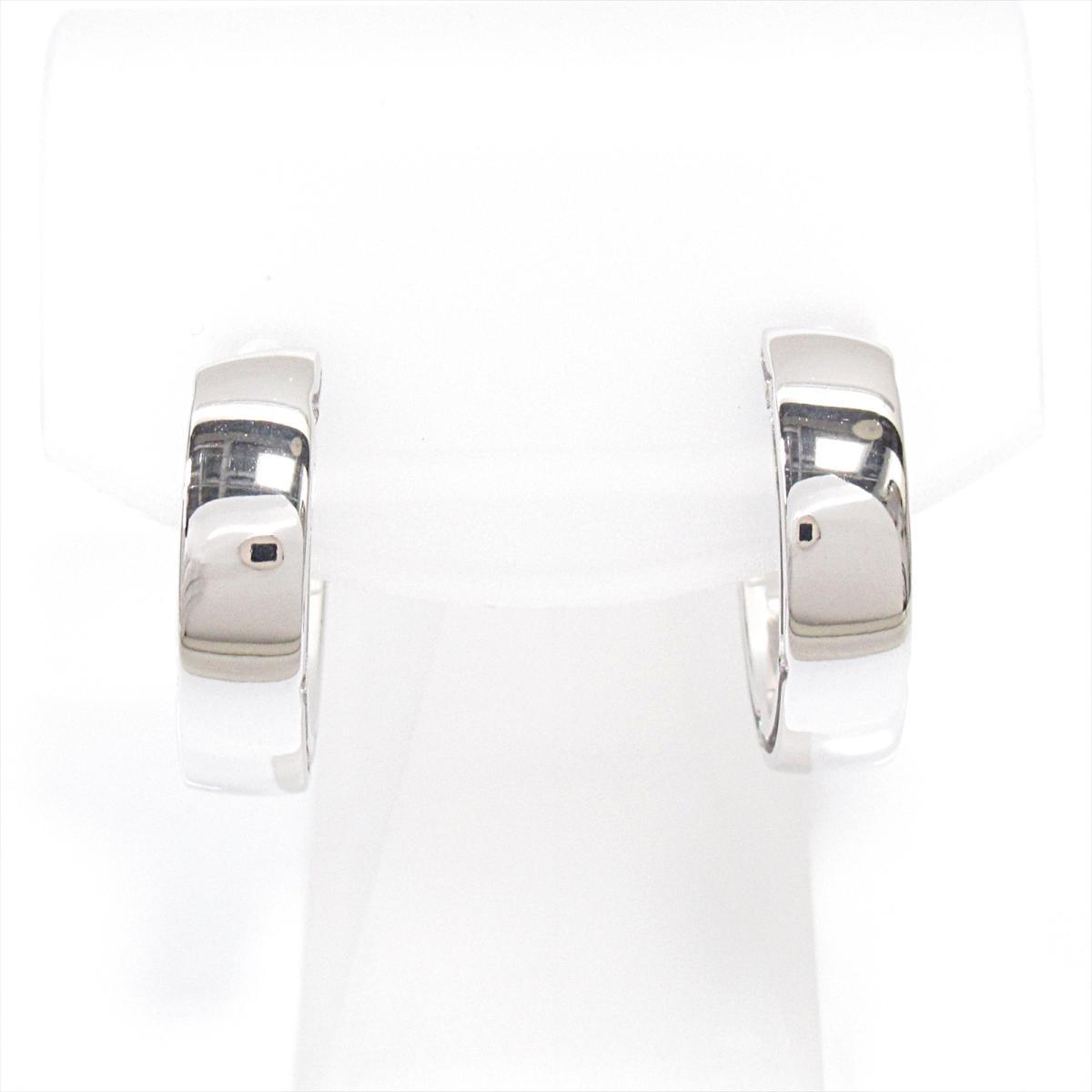 驚きの値段 ダミアーニ D.SIDE ピアス ダミアーニ ブランドジュエリー レディース K18WG ピアス (750) ホワイトゴールドxダイヤモンド【 |】 | DAMIANI BRANDOFF ブランドオフ ブランド アクセサリー, タキネマチ:6209299f --- briefundpost.de