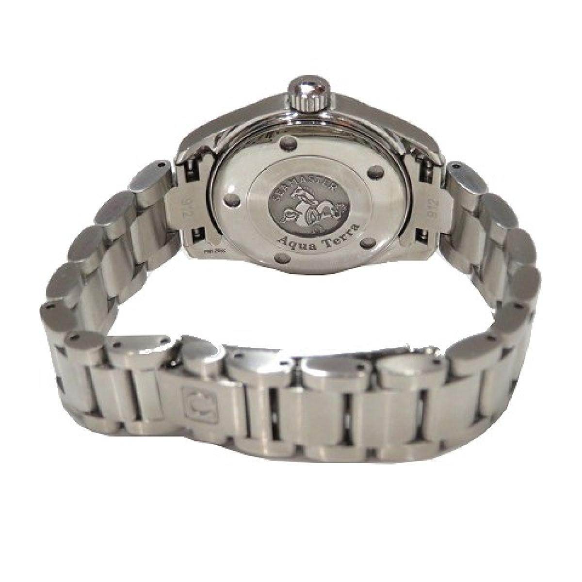 オメガ シーマスター アクアテラ ウォッチ 腕時計 時計 レディース ステンレススチールSS2577 50OMEGA BRANDOFF ブランドオフ ブランド ブランド時計 ブランド腕時計xerdBWCo