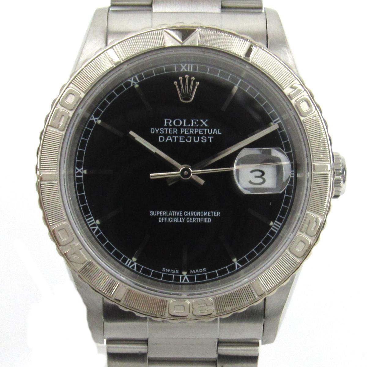 新しい到着 ロレックス サンダーバード 腕時計 ウォッチ 腕時計 ROLEX 時計 メンズ ロレックス K18WG (750) ホワイトゴールドxステンレススチール (SS) (16264 )【】 | ROLEX BRANDOFF ブランドオフ ブランド ブランド時計 ブランド腕時計, SummerQueenJP:84e1da6a --- baecker-innung-westfalen-sued.de