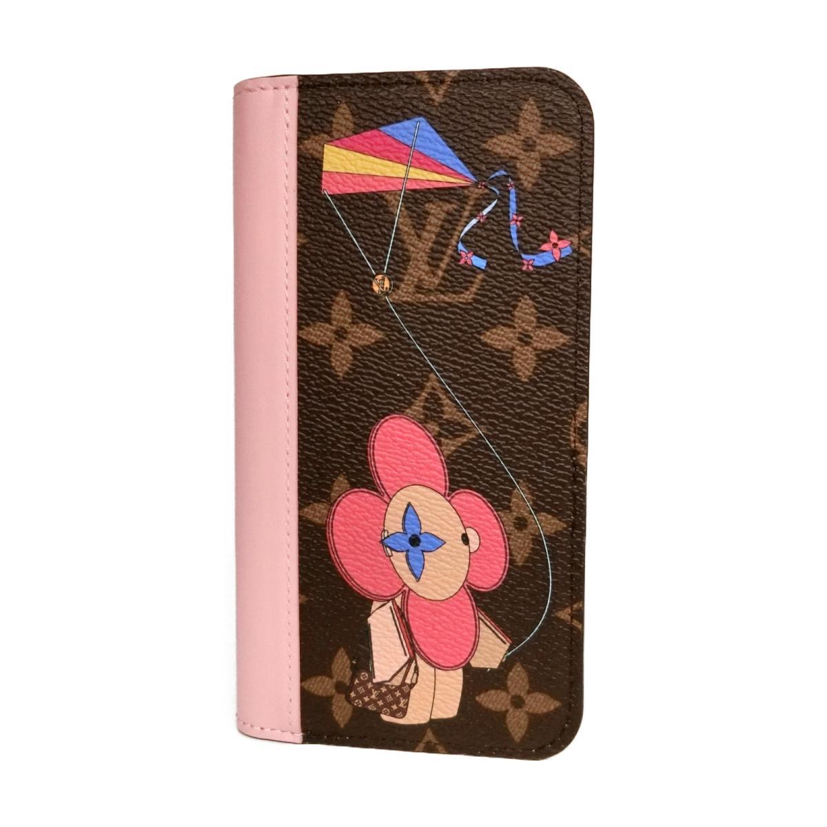 ルイヴィトン IPHONE X & XS・フォリオ 携帯ケース レディース モノグラム (M69070) | LOUIS VUITTON BRANDOFF ブランドオフ ヴィトン ビトン ルイ・ヴィトン スマートフォン カバー ケース 携帯電話 携帯カバー