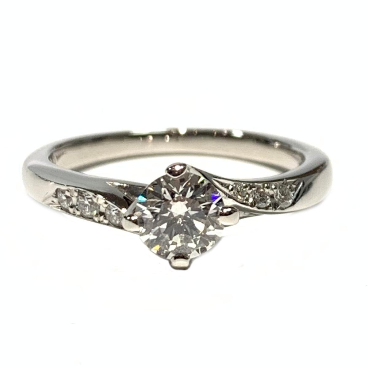 ジュエリー ダイヤモンド リング 指輪 ノーブランドジュエリー レディース PT900 プラチナ x ダイヤモンド0 482ctOPkZuXi