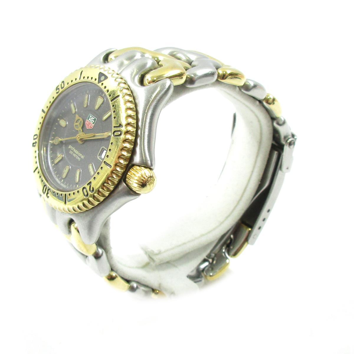 タグ・ホイヤー セルシリーズ 腕時計 ウォッチ レディース 時計 ステンレススチールSSx GP ゴールドWG132eED9YWH2I