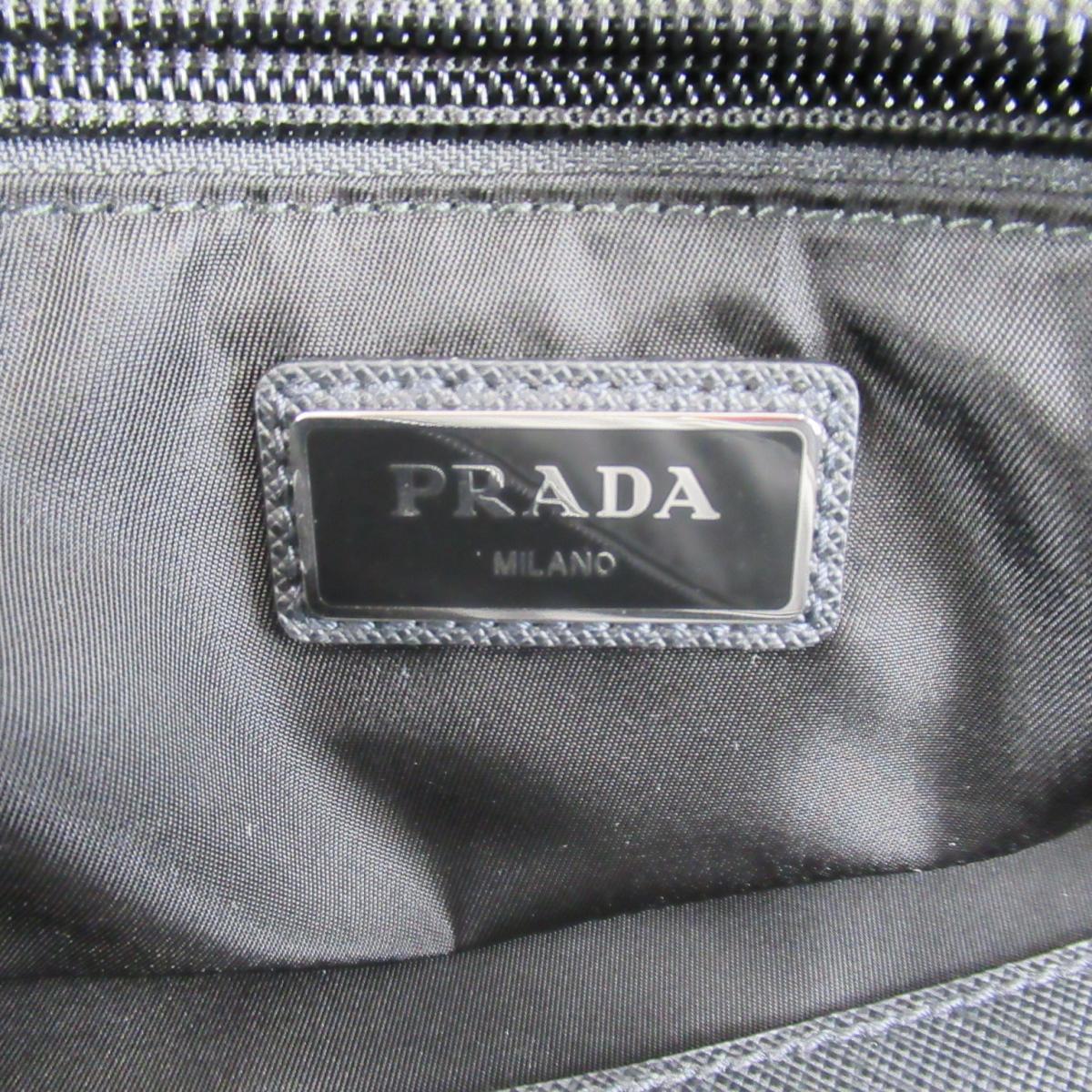 プラダ BAG ナイロン トートバッグ バッグ メンズ ブラック2VG042973F0002VzSpqUM