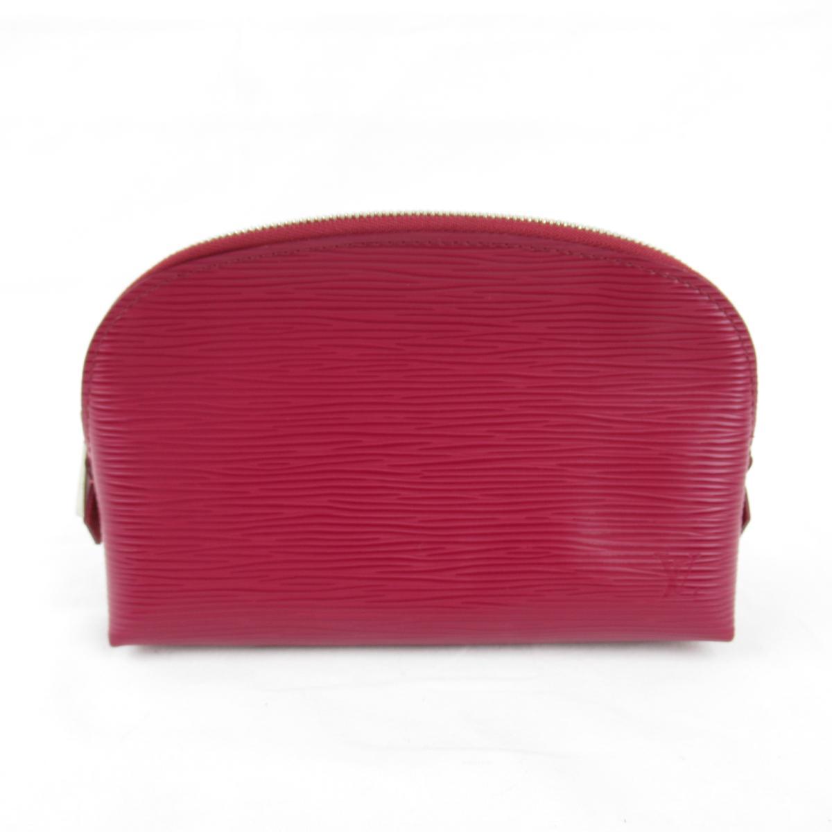 ルイヴィトン ポシェット・コスメティック 化粧ポーチ レディース エピ フューシャ (M40641) | ブランド