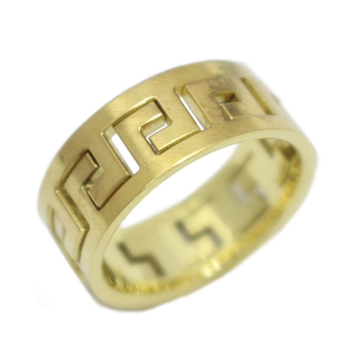 ジュエリー リング 指輪 ノーブランドジュエリー メンズ レディース K18YG (750) イエローゴールド 【中古】 | JEWELRY BRANDOFF ブランドオフ アクセサリー