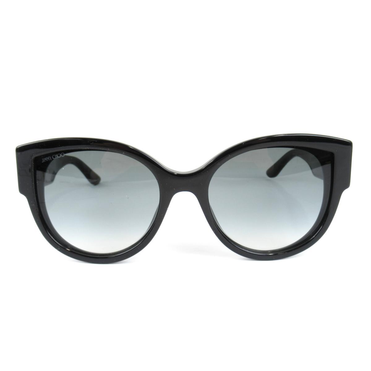 ジミーチュウ ポリー サングラス メンズ レディース フレーム:アセテート/レンズ:アセテート ブラック x (POLLIE 807/90 55ロ19) | JIMMY CHOO BRANDOFF ブランドオフ ブランド ブランド雑貨 小物 雑貨 眼鏡 メガネ めがね