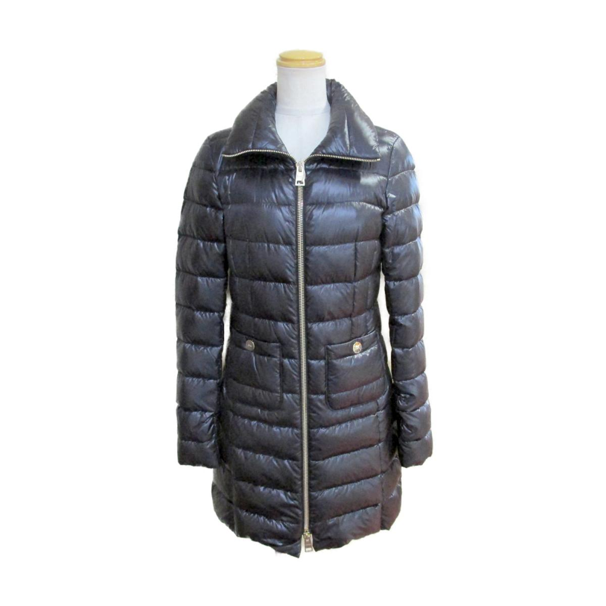 ヘルノ ジャケット 衣料品 レディース ポリアミド (100%) ブラック (PI0002DIC12017930038)   HERNO BRANDOFF ブランドオフ 衣類 ブランド レインコート