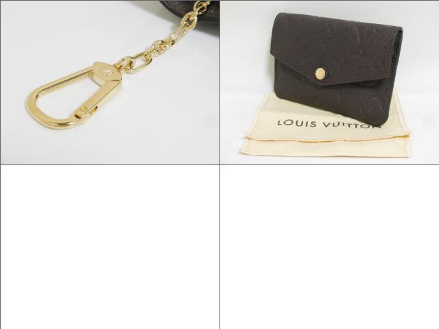 LOUIS VUITTON 루이비통 핸드백・크레 키 케이스 테일 모노그램・앰프 랜트(M60636) 루이비통