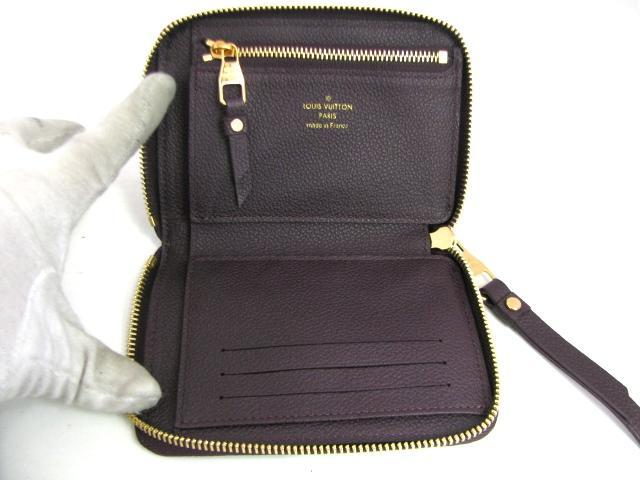 LOUIS VUITTON (Louis Vuitton) secrete compact round purse of wallet / purse / ORB/Monogram empreinte leather / (M60296) [BRANDOFF / brand off]