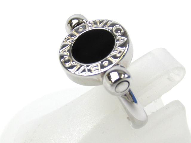 bvlgari bulgari bulgari bulgari onyx diamond ring ring k18wg