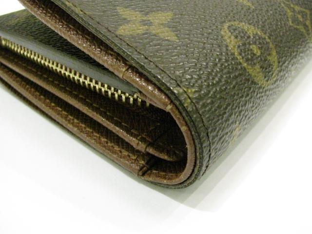 LOUIS VUITTON 르이비톤포르트포이유・토레조르 L형 패스너장 지갑장 지갑 모노그램(M61730) 루이비통