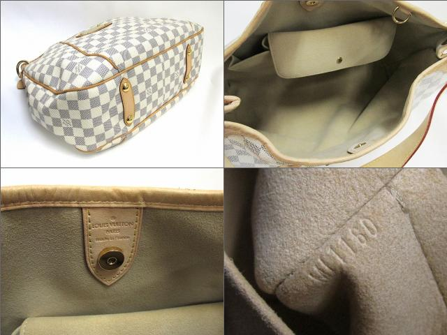 where can i find lv galleria serial number