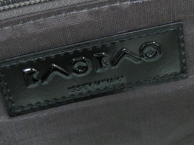 BAO BAO ISSEY MIYAKE (バオバオ イッセイミヤケ)/TONNEAU 2way 숄더백/숄더백/핑크 베이 지/폴리우레탄 × × 폴리에스터 레이 온/(BB53-AG503-42) [BRANDOFF/브랜드 선택]