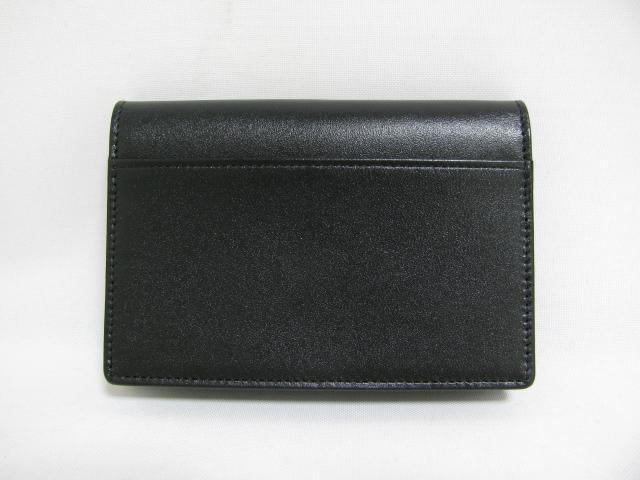 MONT BLANC(몽블랑)/카드상자/케이스/블랙/레더/[BRANDOFF/브랜드 오프]