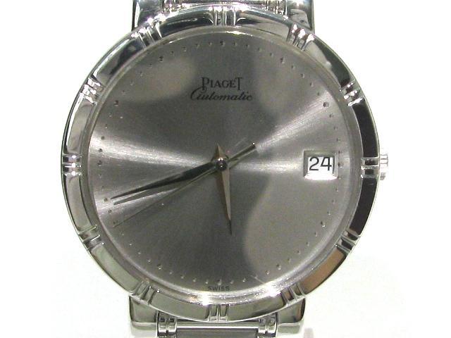 PIAGET(피아제)/댄서 워치 손목시계/오토매틱//K18WG(750) 화이트 골드/(15923)[BRANDOFF/브랜드 오프]