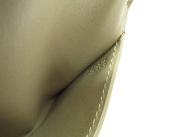 LOUIS VUITTON 르이비톤라드로코인케이스 동전 지갑 베이지 베르니(M91355) 루이비통