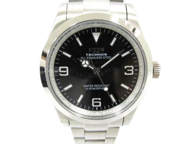 TECHNOS(테크노스)/시계 손목시계 웟치///스테인레스 스틸(SS) (TSM208SB) [BRANDOFF/브랜드 오프]