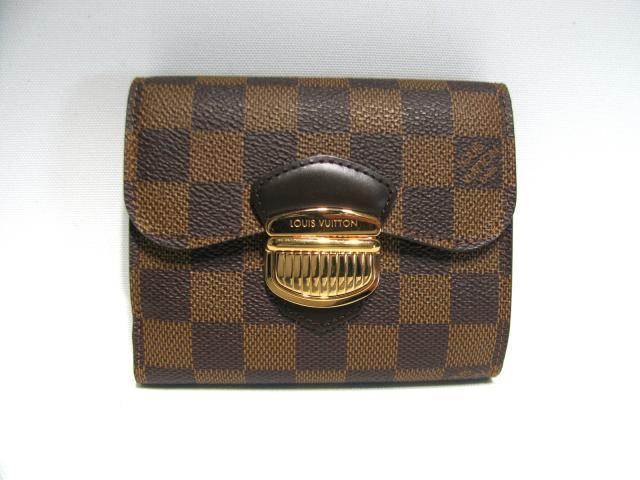 LOUIS VUITTON (루이비통)/포 이유 ・ 조이 3 折 지갑/지갑/다 미/다 미/(N60034) [BRANDOFF/브랜드 선택] 루이비통