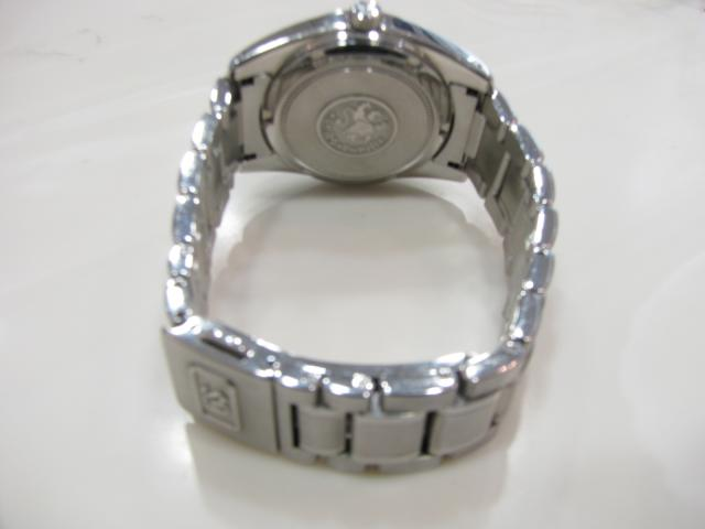 SEIKO(세이코)/그랜드 세이코 손목시계/오토매틱//스테인레스 스틸(SS)/(SBGR001)[BRANDOFF/브랜드 오프]