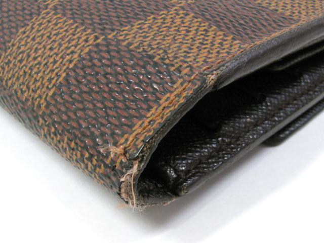 LOUIS VUITTON(루이비통)/포르트포이유・인터내셔널 장 지갑/장 지갑/다미에/다미에/(N61217)[BRANDOFF/브랜드 오프]